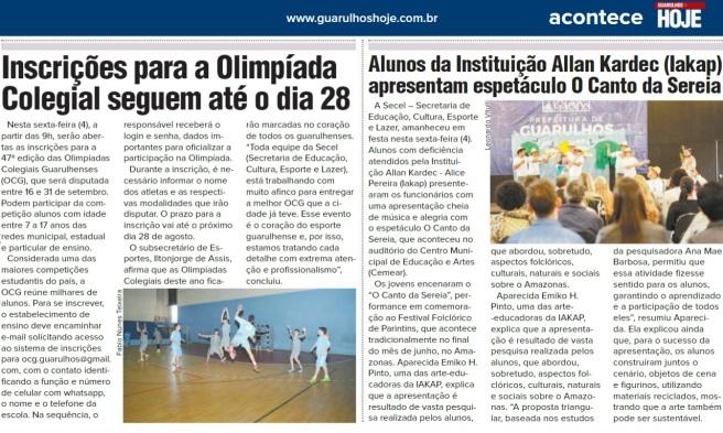Guarulhos Hoje 08-08-2017 Página 11