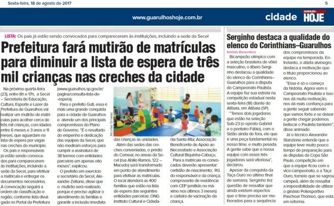 Guarulhos Hoje 18-08-2017 Página 5