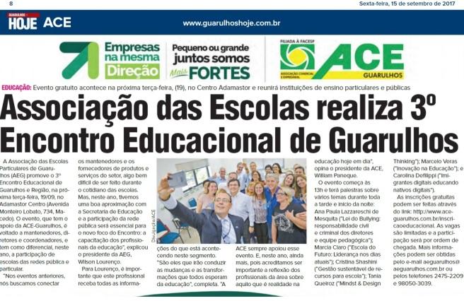 Guarulhos Hoje 15-09-2017Página 8
