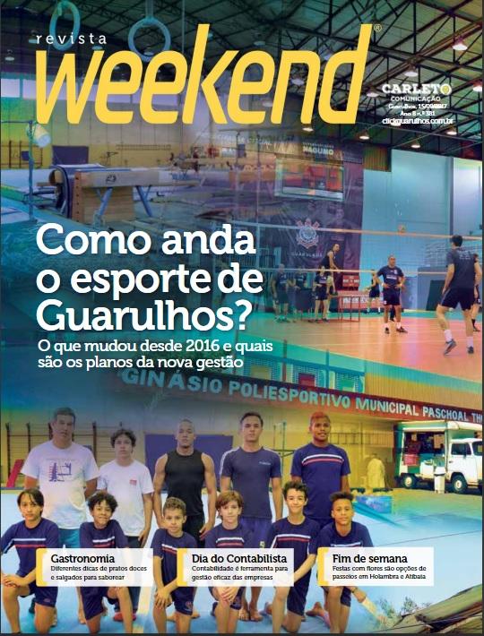 Revista Weekend 15-09-2017 CApa