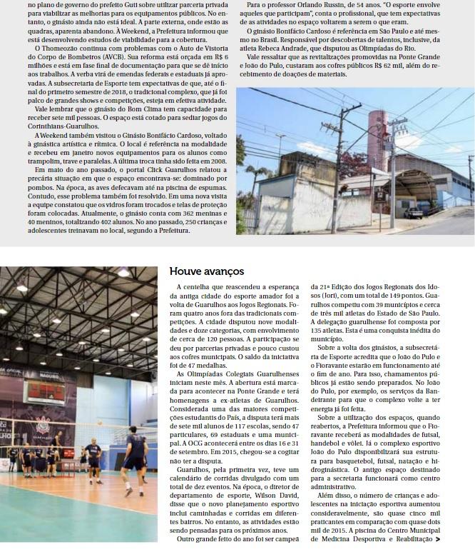 Revista Weekend 15-09-2017 Página 10