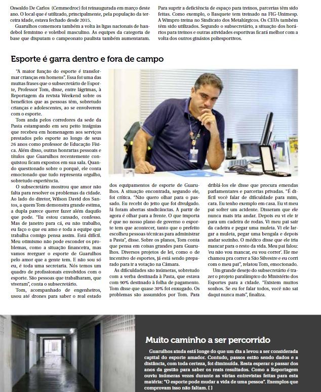 Revista Weekend 15-09-2017 Página 12