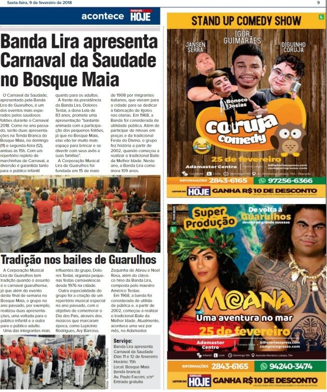 06-02-2018 Guarulhos Hoje - Página 9