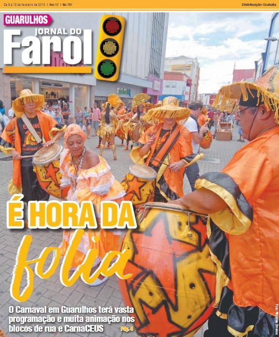 06-02-2018 Jornal do Farol - Capa