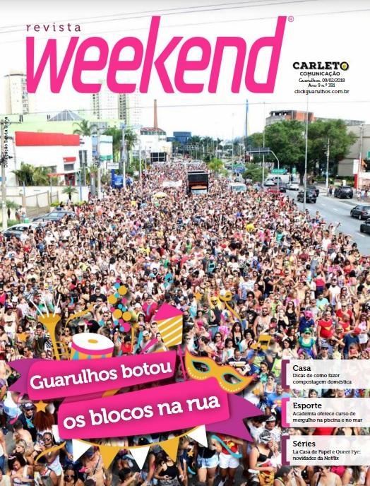 09-02-2018 Revista Wekkend - Capa