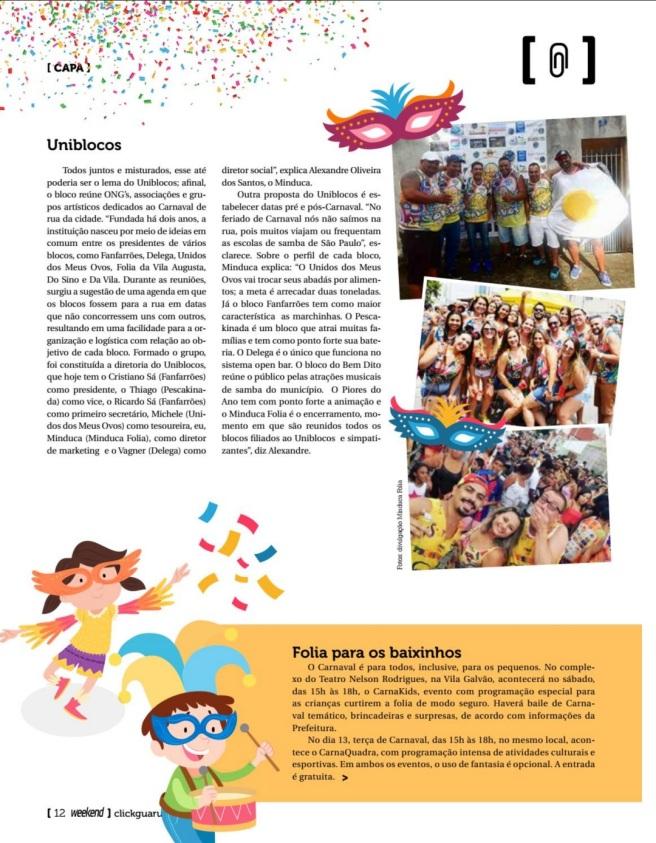 09-02-2018 Revista Wekkend - Página 12