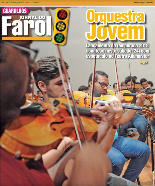 23-03-2018 Jornal do Farol - Capa